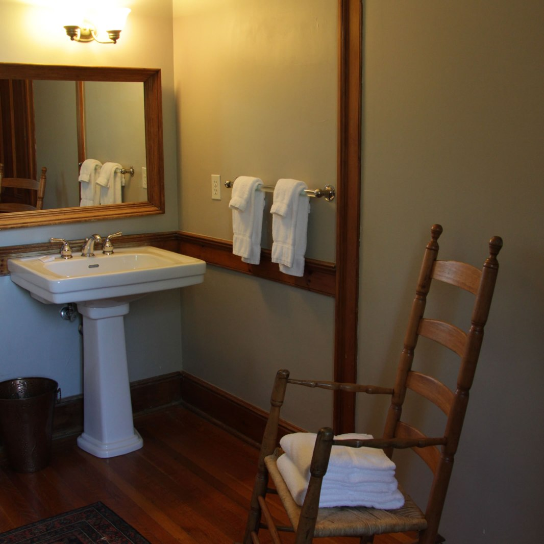 Room 304 bathroom